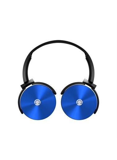Preo Preo My Sound Ms09 Kulaküstü Kulaklık Mavi